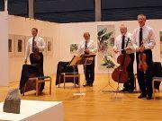 Koncert med Slesvigske Strygekvartet