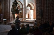 Tur til Løgumkloster 18. april 2015